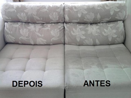 Clean Up - Antes e Depois